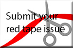 Submit an email on a red tape issue
